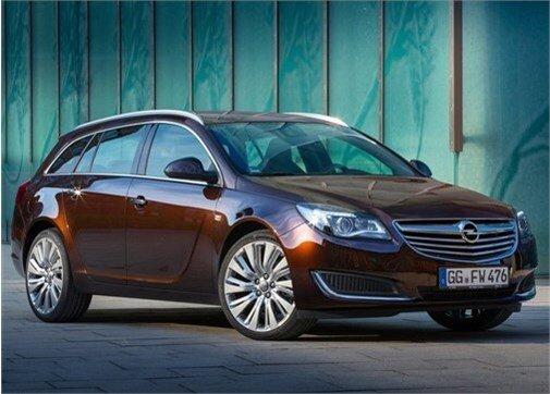 Opel Insignia 1.6 CDTI Cosmo Otomatik
