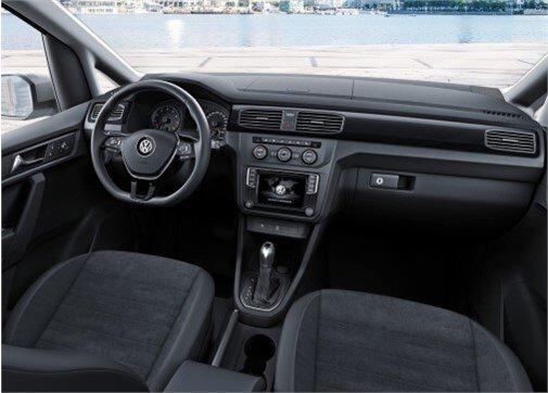 Volkswagen Caddy 2.0 TDI SCR BMT Trendline Manuel