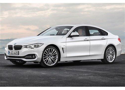BMW 4 Serisi 420d  M Sport Otomatik
