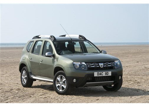 Dacia Duster 1.5 DCI 4x2 Ambiance Manuel