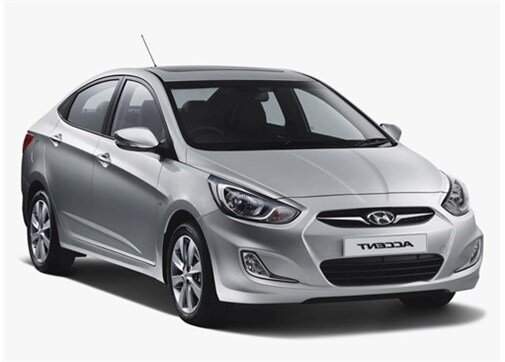 Hyundai Accent Blue 1.4 D-CVVT Mode Plus CVT