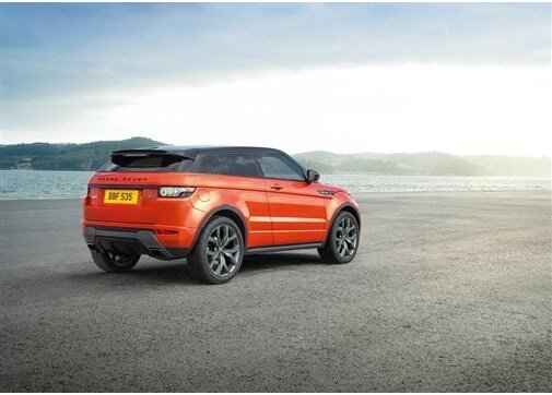 Land Rover Range Rover Evoque 2.0 TD4 SE Otomatik