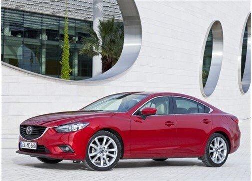 Mazda 6 2.0i SKY-G Power Beyaz Deri Döşeme Otomatik