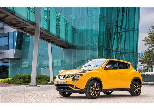 Nissan Juke 1.5 DCI Special Edition Manuel