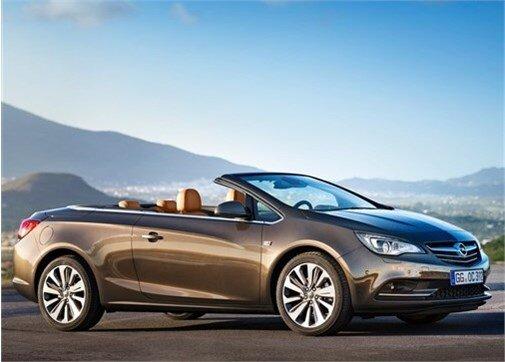 Opel Cascada 1.6 XHT Cosmo Otomatik