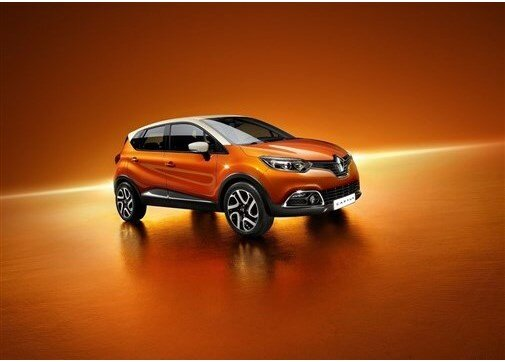 Renault Captur 1.2 Turbo Touch EDC