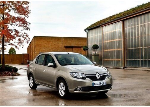 Renault Symbol 1.5 DCI Touch Easy-R