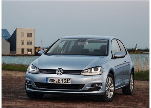 Volkswagen Golf 1.6 TDI BMT Highline DSG