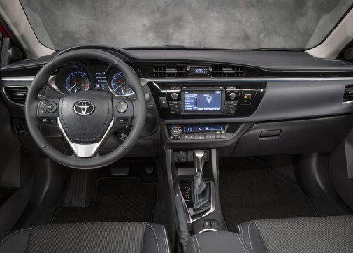 Toyota Corolla 1.6 Touch Multidrive S