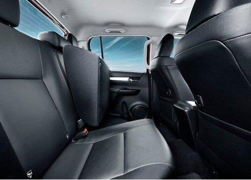 Toyota Hi-Lux 2.4 D-4D 4x4 Hi-Cruiser Otomatik