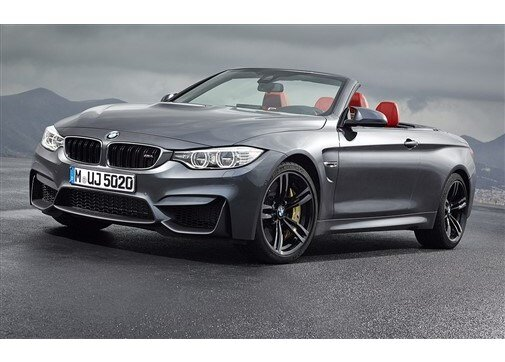 BMW M Serisi M4 Competition Otomatik