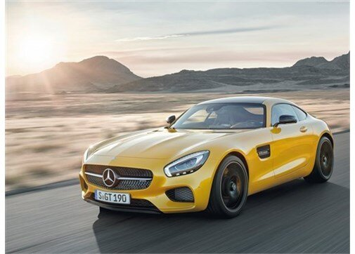 Mercedes AMG-GT 4.0 S Performance Speedshift DCT