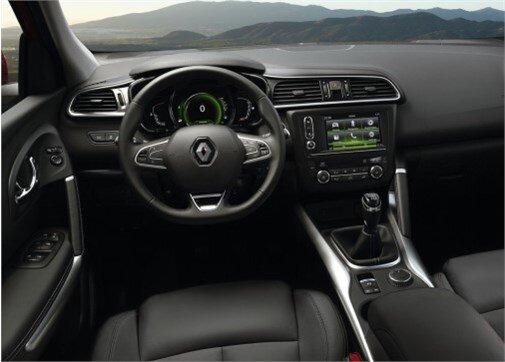 Renault Kadjar 1.2 TCE Touch EDC