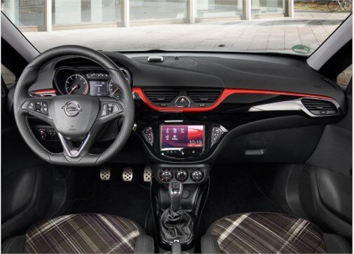Opel Corsa 1.4 Design Otomatik