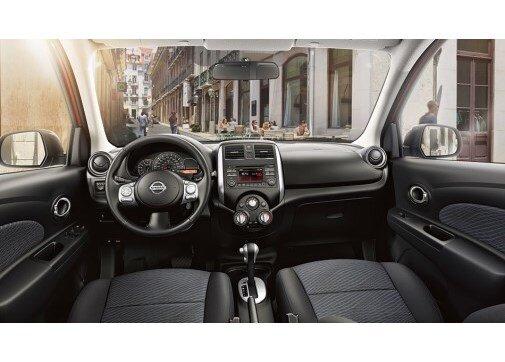 Nissan Micra 1.2 Street CVT