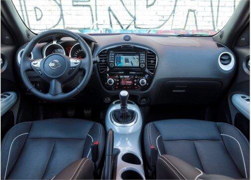 Nissan Juke 1.2 Visia Manuel