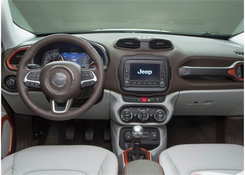 Jeep Renegade 2.0 L MultiJet 4x4 Trailhawk 9ATX