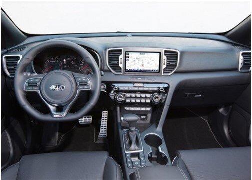 Kia Sportage 1.6 T-GDI Prestige Turbo DCT