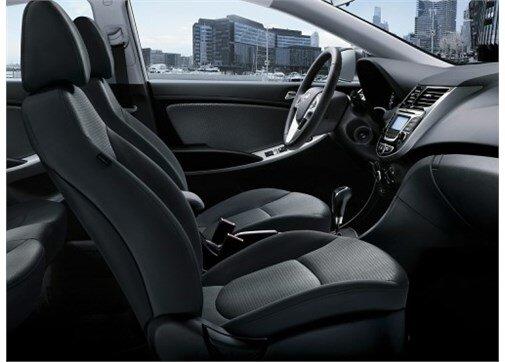 Hyundai Accent Blue 1.4 D-CVVT Mode Plus CVT
