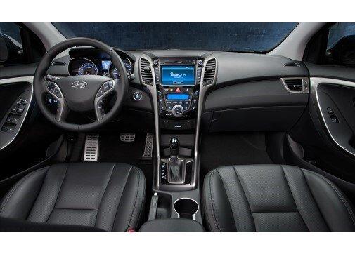 Hyundai Accent Blue 1.6 CRDI Mode Manuel