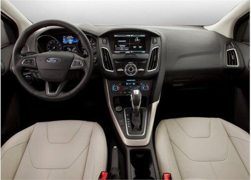 Ford Focus 1.6 Ti-VCT Trend X Manuel