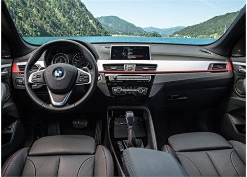 BMW X1 1.6d sDrive Sport Line Otomatik