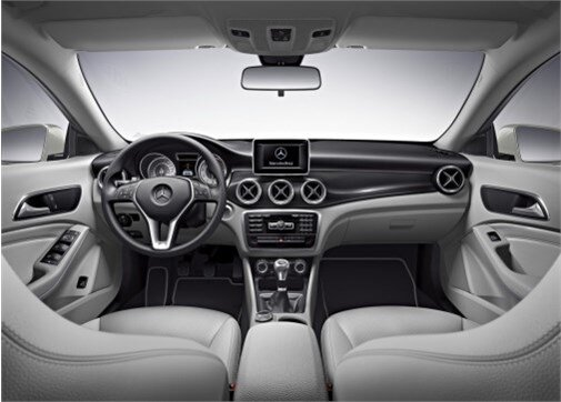 Mercedes-Benz CLA 200 Comfort 7G-DCT