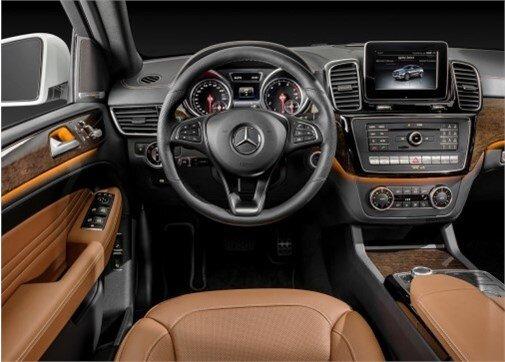 Mercedes-Benz GLE 350 D 4Matic AMG 9G-Tronic