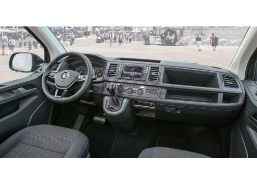 Volkswagen Transporter 2.0 TDI Standart Şasi  DSG