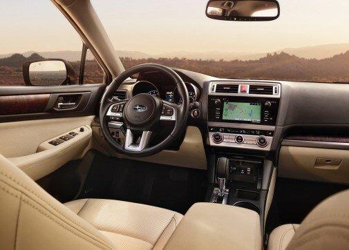 Subaru Outback 2.0 D Limited CVT